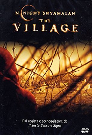 The Village Book Cover