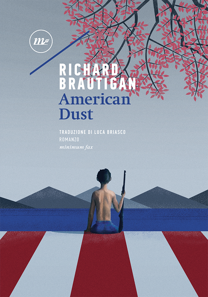 American Dust Book Cover