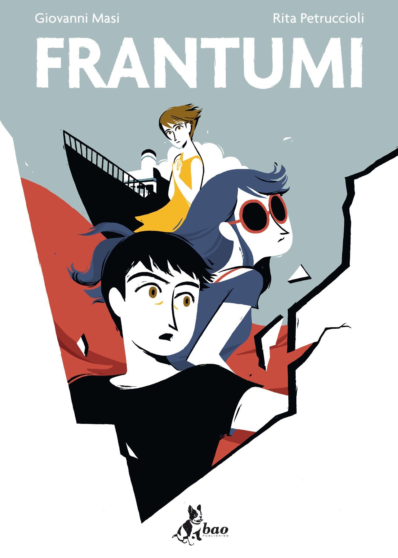 Frantumi Book Cover