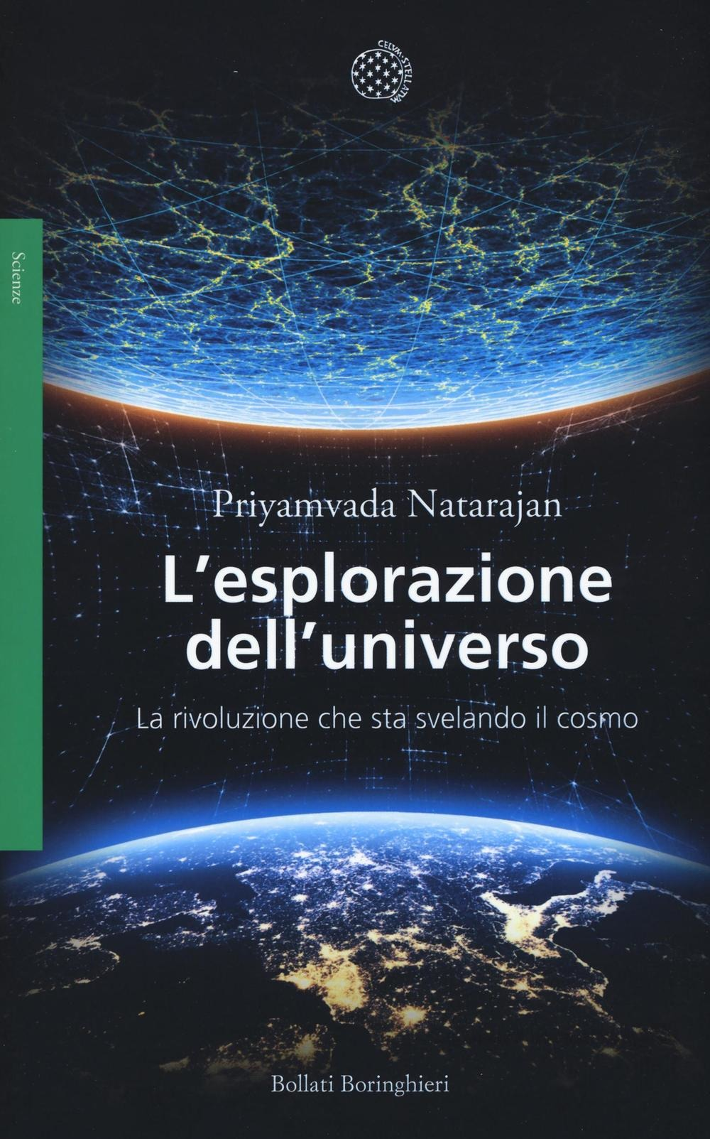 L'esplorazione dell'universo Book Cover