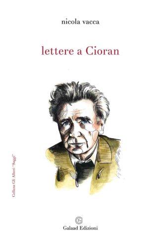 Lettere a Cioran Book Cover
