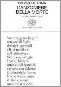 Canzoniere della morte a cura di Maria Corti Book Cover
