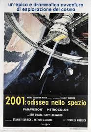 2001 Odissea nello spazio Book Cover