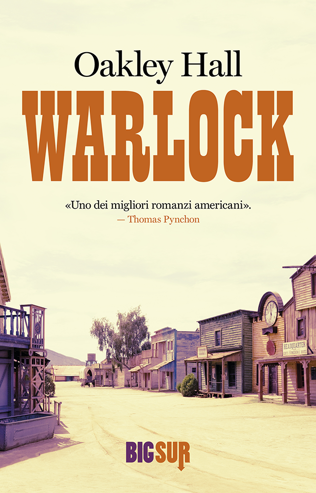 Warlock Book Cover