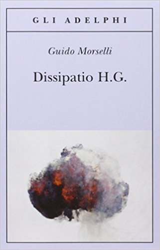 Dissipatio H.G. Book Cover