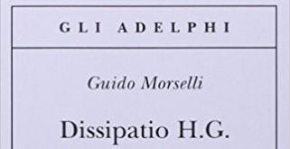 Dissipatio H.G. Book Cover