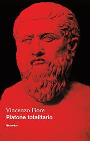 Platone totalitario Book Cover