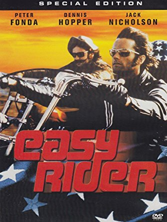 Easy Rider Book Cover