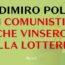 I comunisti che vinsero alla lotteria Book Cover