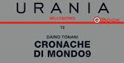Cronahce di Mondo9 disponibile anche in ebook Book Cover