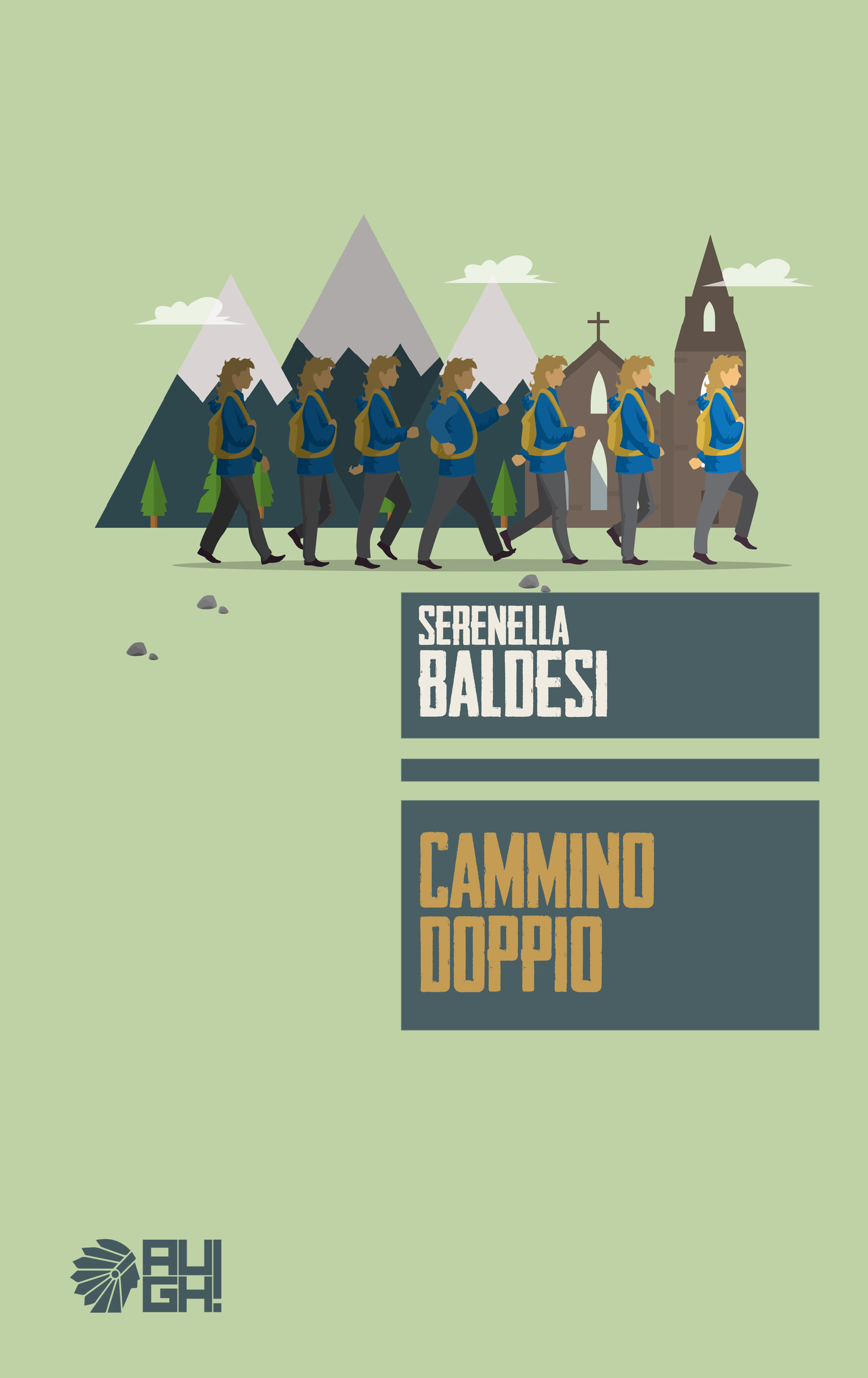 Cammino doppio Book Cover
