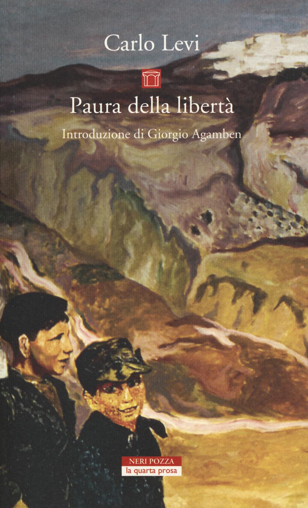 Paura della libertà Book Cover