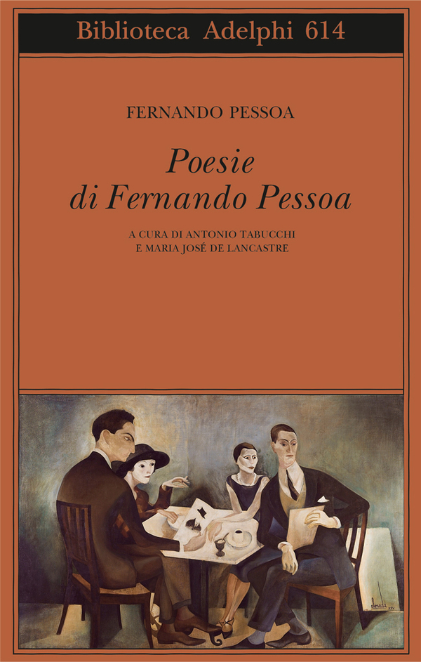 Poesie di Fernando Pessona Book Cover