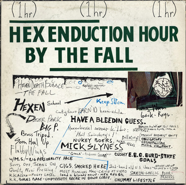 Hex Enduction Hour Book Cover
