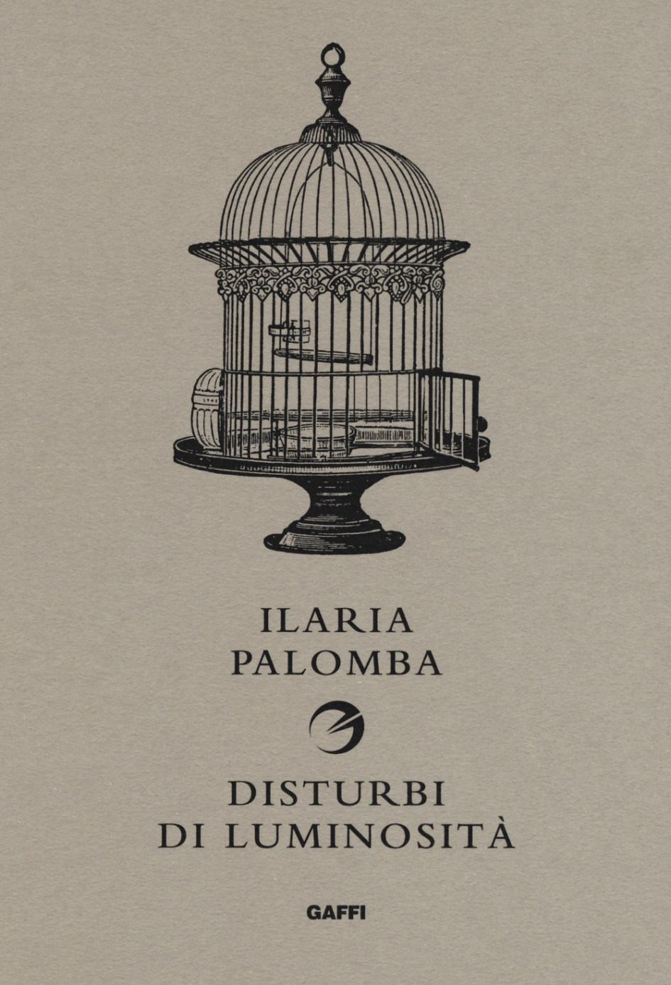Disturbi di luminosità Book Cover