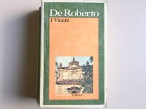 I Vicerè Book Cover