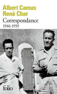 Albert Camus e Renè Char. Lettere da un mondo perduto Book Cover