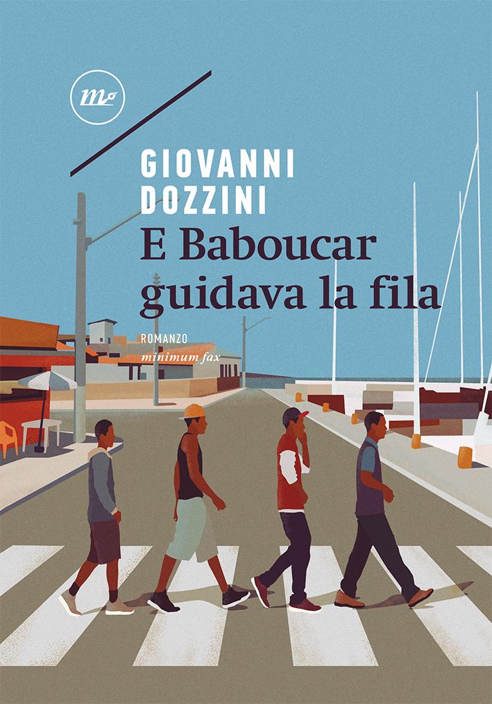 E Baboucar guidava la fila Book Cover