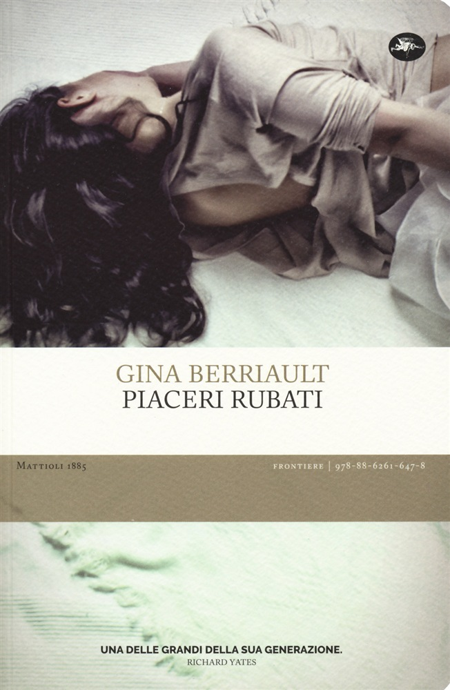 Piaceri rubati Book Cover
