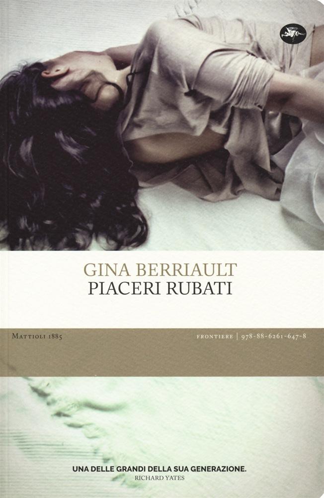 Piaceri rubati Book Cover