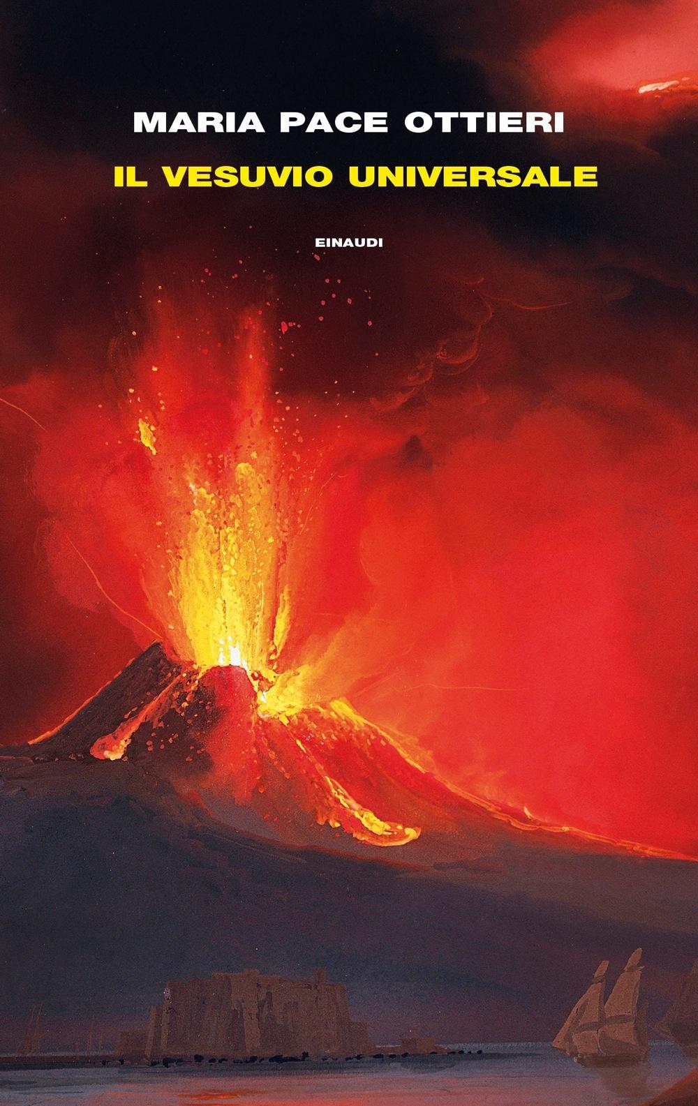 Il Vesuvio universale Book Cover