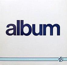 Album Book Cover