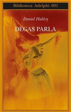 Degas parla Book Cover