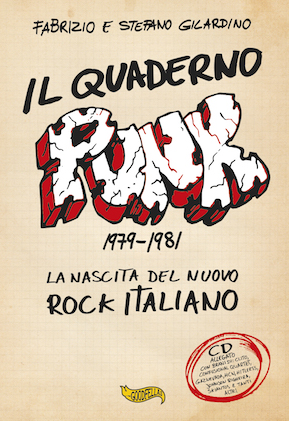 Quaderno punk Book Cover