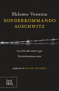 Sonderkommando. Auschwitz Book Cover