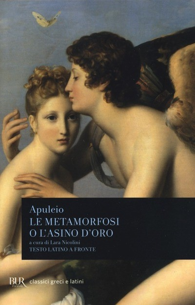 Metamorfosi o l'asino d'oro Book Cover