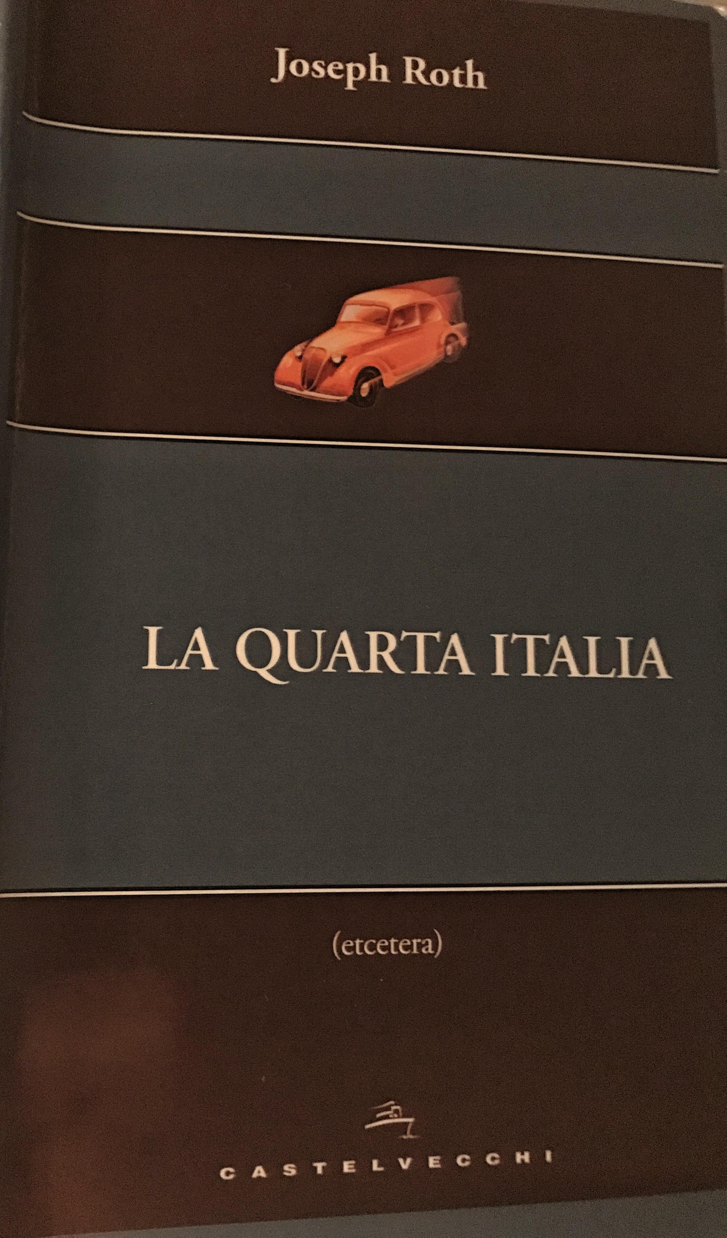 La Quarta Italia Book Cover