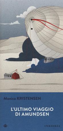 L'ultimo viaggio di Amundsen Book Cover