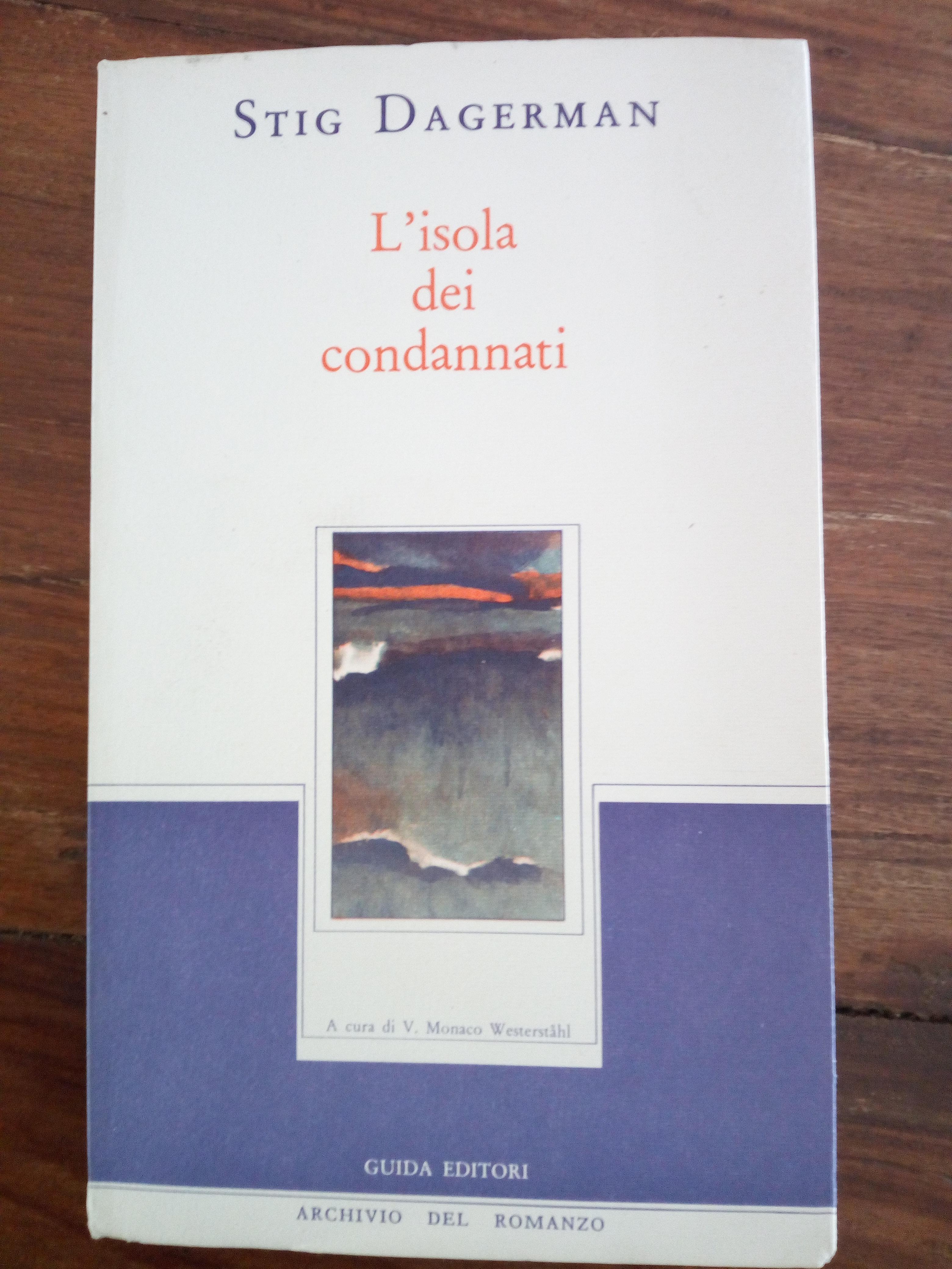 L'isola dei condannati Book Cover