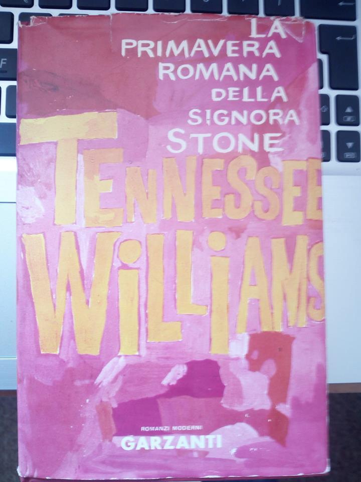 La primavera romana della signora Stone Book Cover