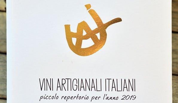 Vini artigianali italiani Book Cover