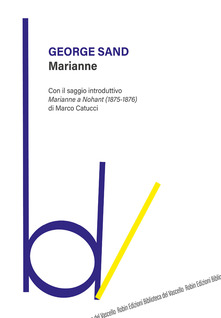 Marianne Book Cover