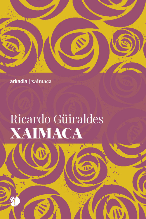 Xaimaca Book Cover