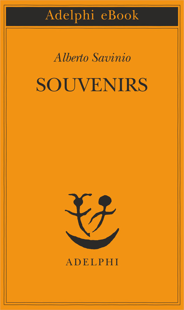 Souvenirs Book Cover