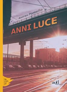 Anni luce Book Cover