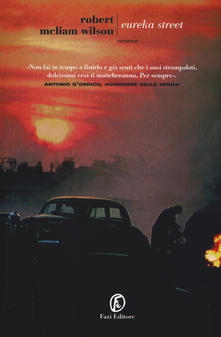 Eureka Street Book Cover