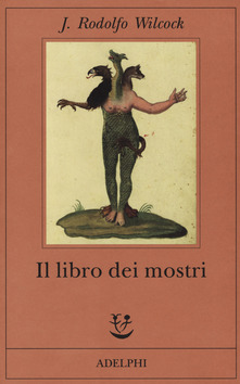 Il libro dei mostri Book Cover