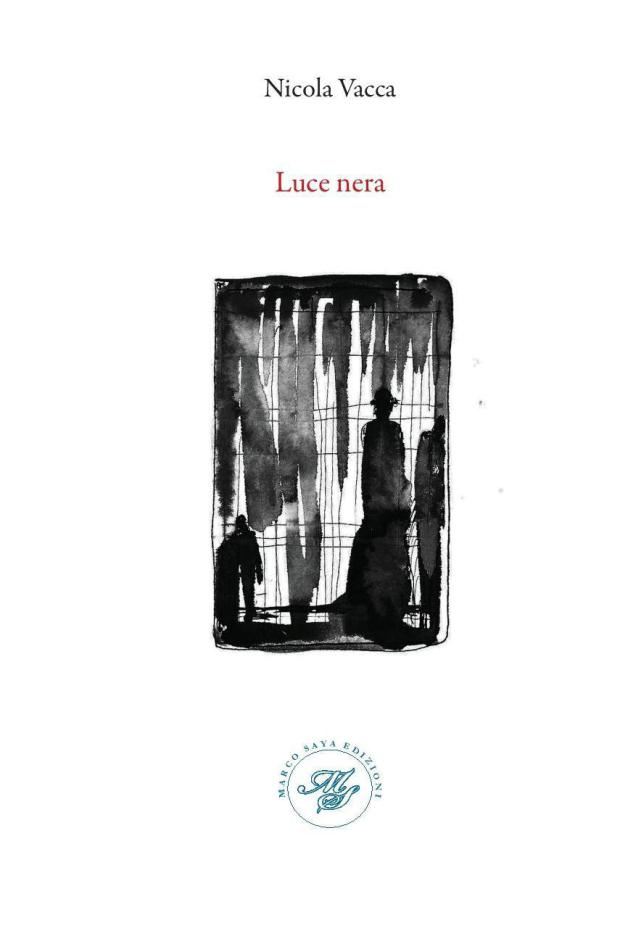 Luce nera Book Cover