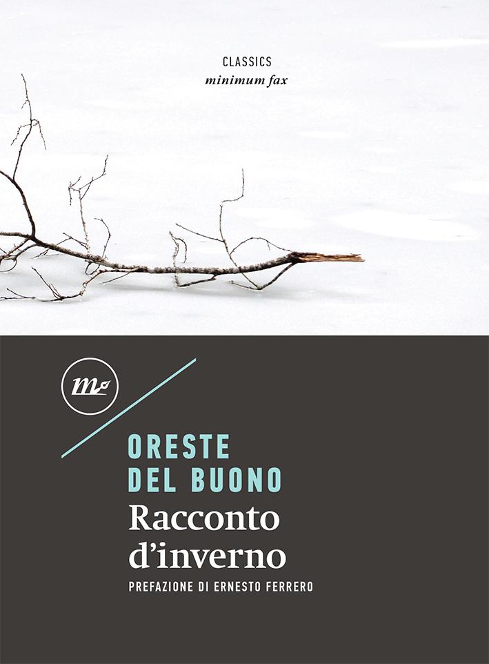 Racconto d'inverno Book Cover