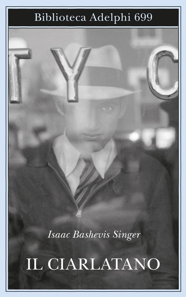 Il ciarlatano Book Cover