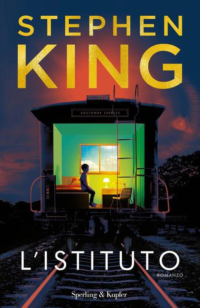 L'istituto Book Cover
