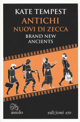 Antichi nuovi di zecca. Brand new ancients Book Cover