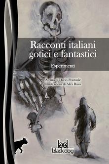 Racconti italiani gotici e fantastici Book Cover
