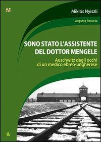 Sono stato l'assistente del dottor Mengele Book Cover