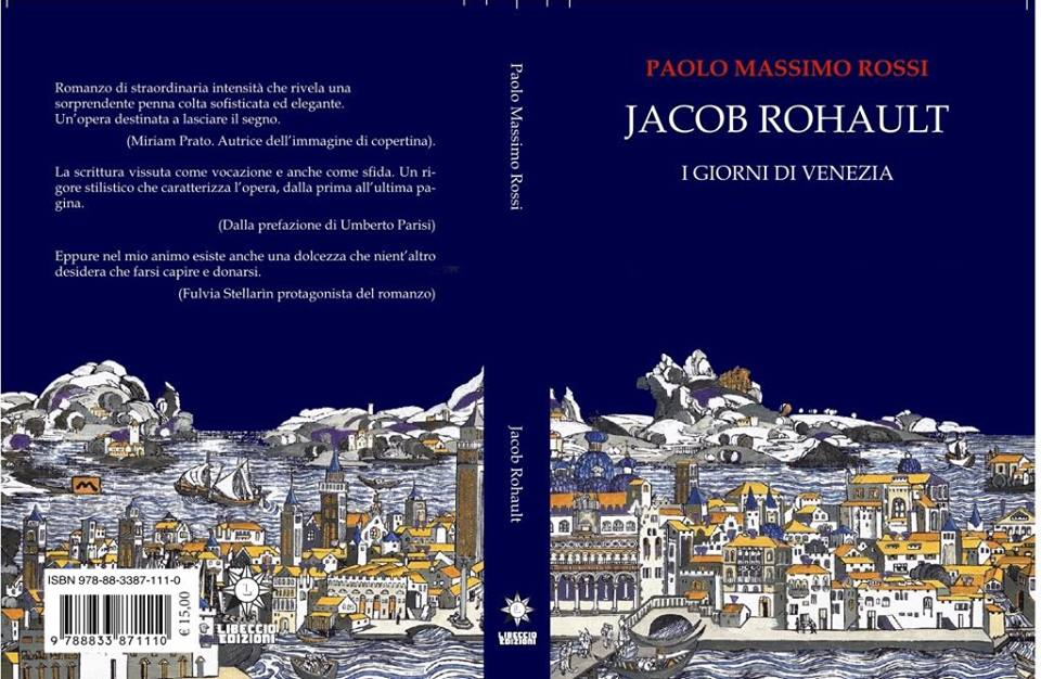 Jacob Rohault. I giorni di Venezia Book Cover