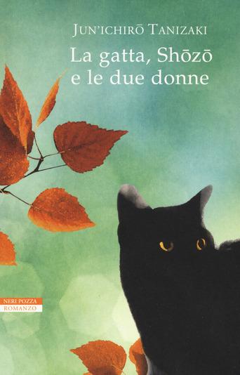 La gatta, Shozo, e le due donne Book Cover